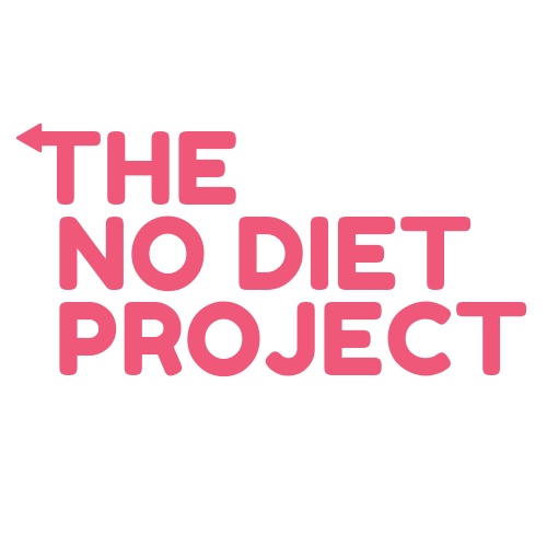 My no-diet project